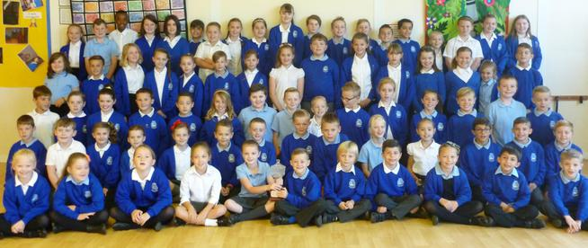 Look how many took part in competitions