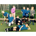 The hockey team Autumn 2015