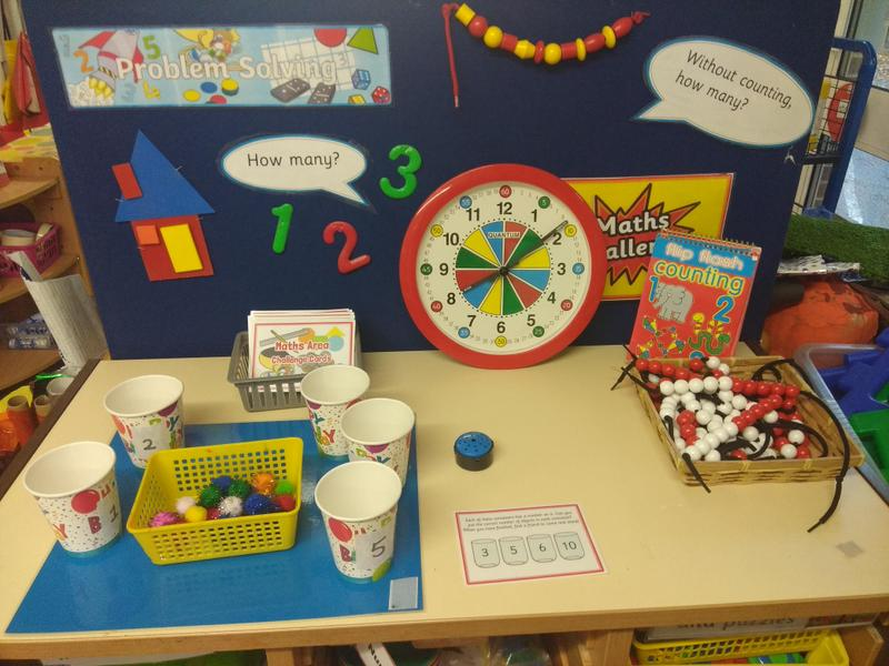 Maths challenges reflect our learning