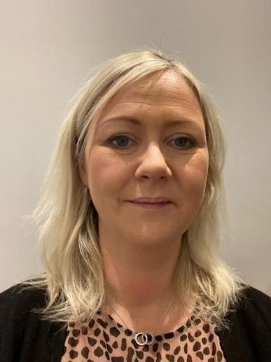 Mrs Fryer - Behaviour and Pastoral Manager