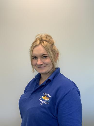 Sam - Play Care Worker
