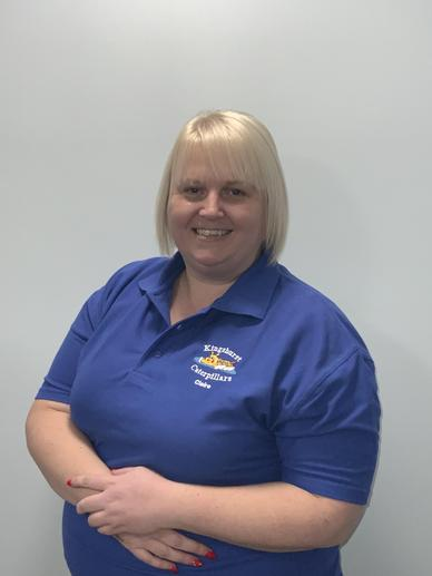 Claire - Play Care Worker