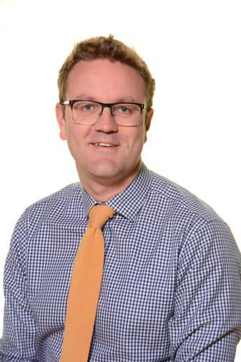 Mr Tolley - Year 6 Lead Teacher