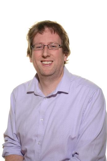 Mr Baker - Year 5 Lead Teacher