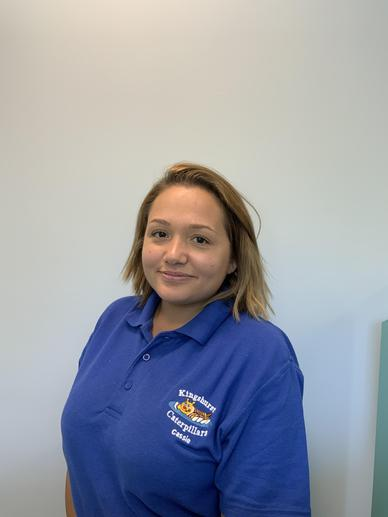 Cassie - Play Care Worker