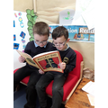 Year 1 Reading Area