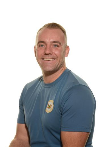 Mr Cox - Sports Coach