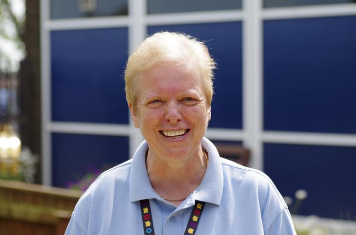 Mrs Nicholson
