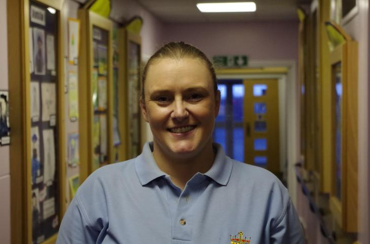 Mrs Barrass - SENDCO/Senior Assistant Head