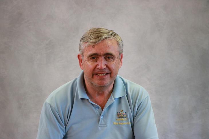 Mr Wright - Site Supervisor