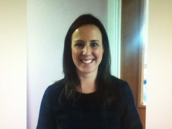 Mrs Robinson - Deputy Head