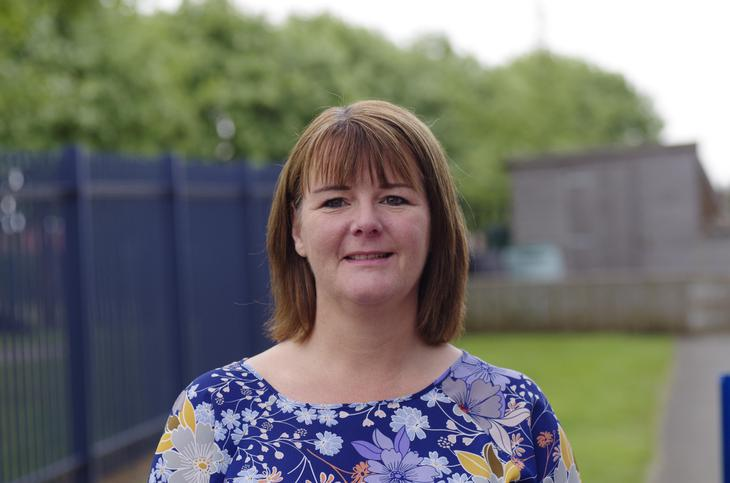 Mrs Allott - Deputy Head