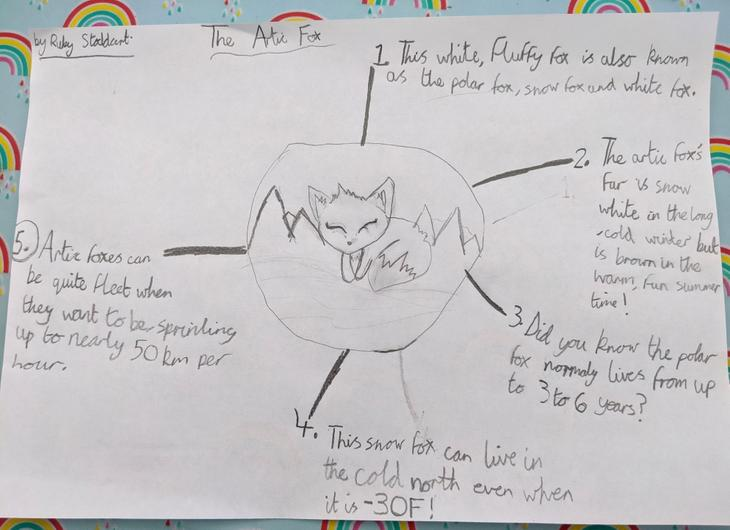 Well done Ruby S! These are fabulous facts.