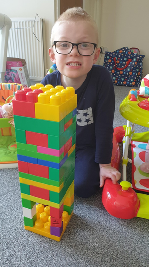 A super robot tower Jackson!