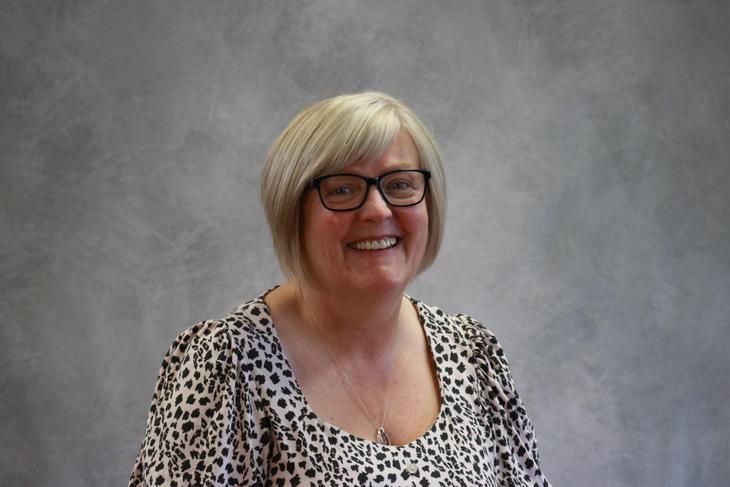 Mrs Cooper - School Secretary