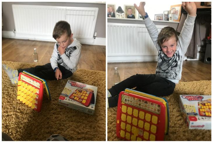 It looks like Oliver won!