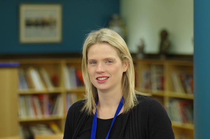Early  Years Lead - Mrs C.Hodgson