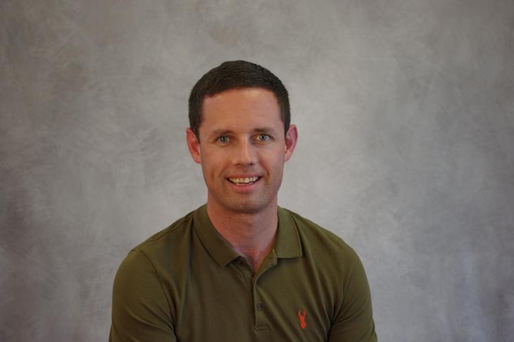 Mr Robinson - Assistant Head