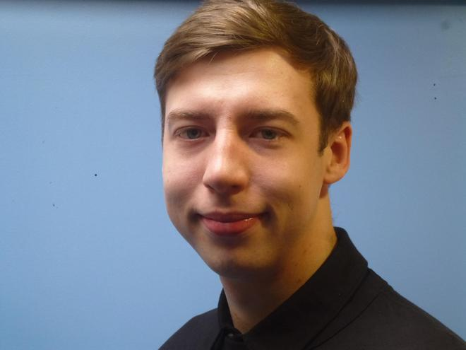 Joe - learning support assistant