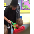 A magician came to Koalas