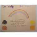 Class 7's poster