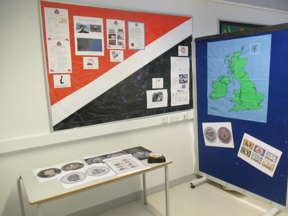 P3's SEALAND display