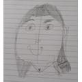 Fantastic self-portrait