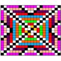 An amazing Greek Mosaic Pattern