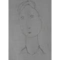 Fabulous self-portrait