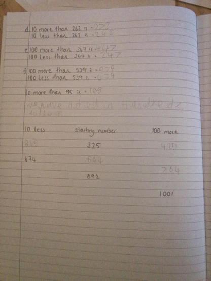 Harvey's super maths