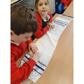 Discovering the tallit scarf.