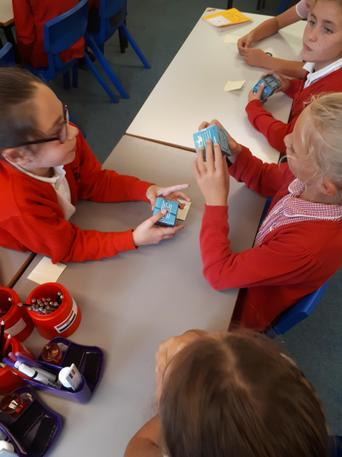 """Yr.5.using CAFOD's """"Our Common Home"""" resources."""