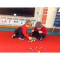 Team work in Maths