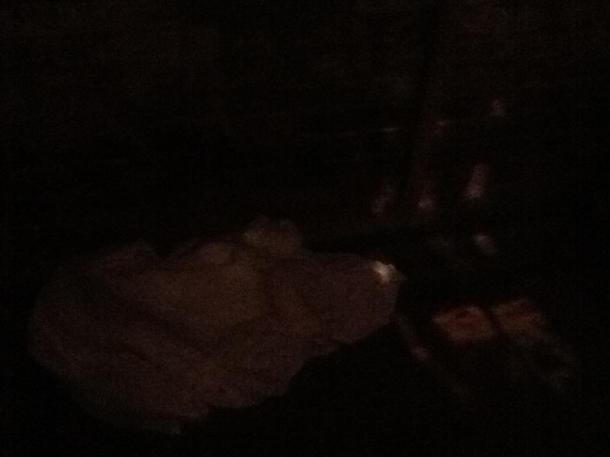 Shroud of Jesus left in the tomb