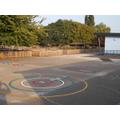 Playground space.