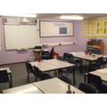 Mrs Solman's classroom.
