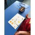 Our art lesson
