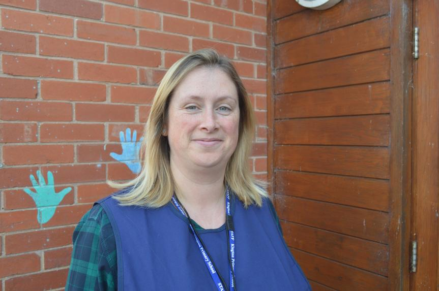 Ms M Gardiner - Teaching Assistant