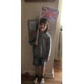 Edwin's Union Jack