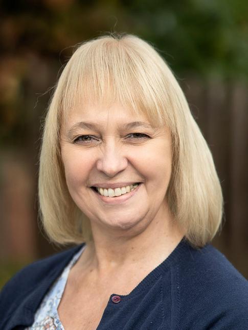 Mrs M Hilldrup - Teaching Assistant