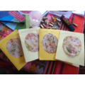 Beautiful Easter cards.