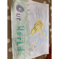 Grace's wonderful design for a front cover.