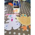 Grace's Easter artwork