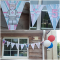 VE Day at Hahla's
