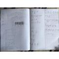Jonathon's super maths work.