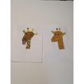 Sonja's giraffe