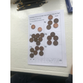 Using coins to make amounts