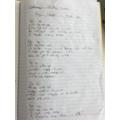 Grayson's  wonderful rainbow poem