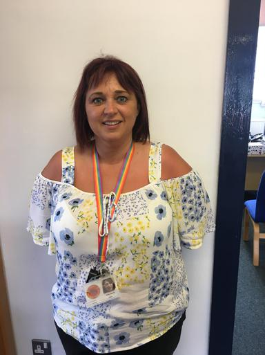Mrs Sands - Learning Support Assistant