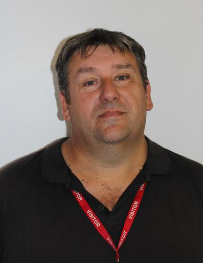 Mr Rothery - Site Manager